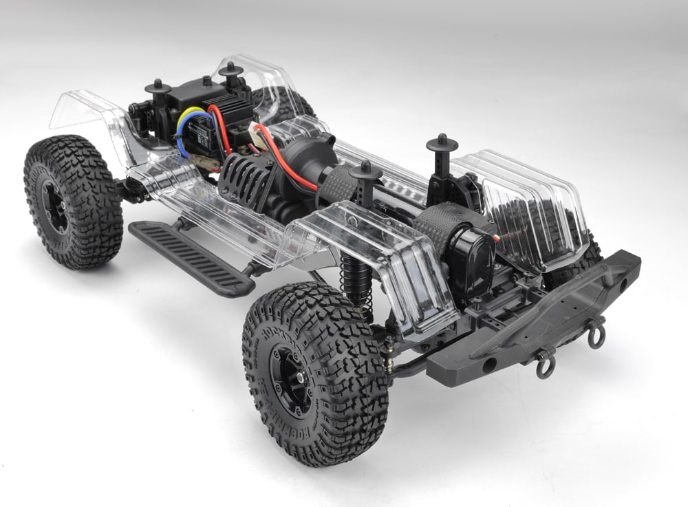 Carisma Releases a Series of Body Mods for the SCA-1E Lineup