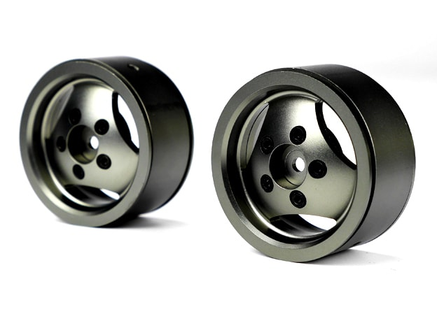 Carisma Scale Adventure CNC Wheels
