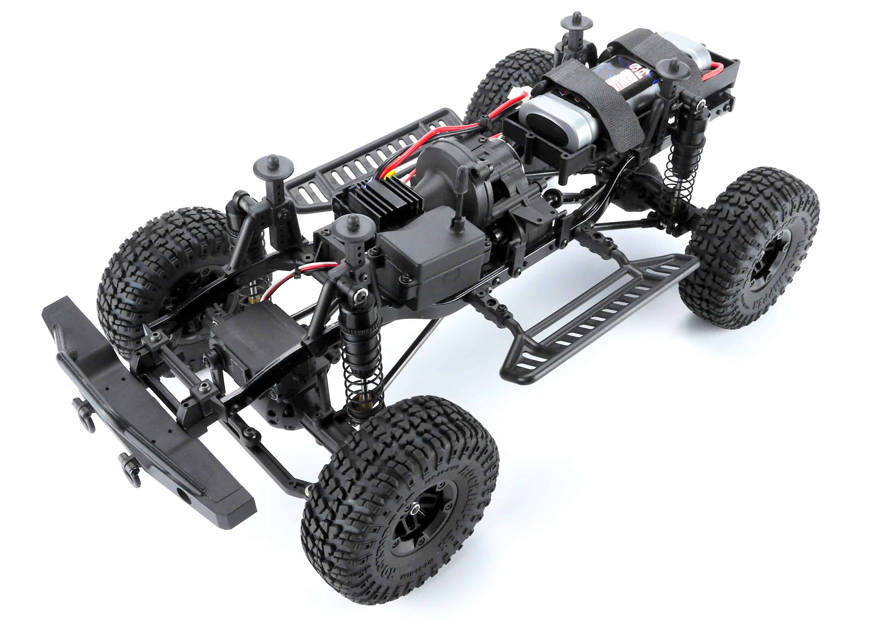 Carisma Scale Adventure LYNX - Chassis