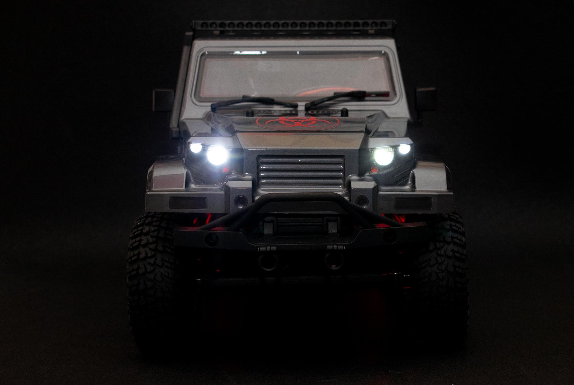 Carisma Scale Adventure Lynx - Front Dark