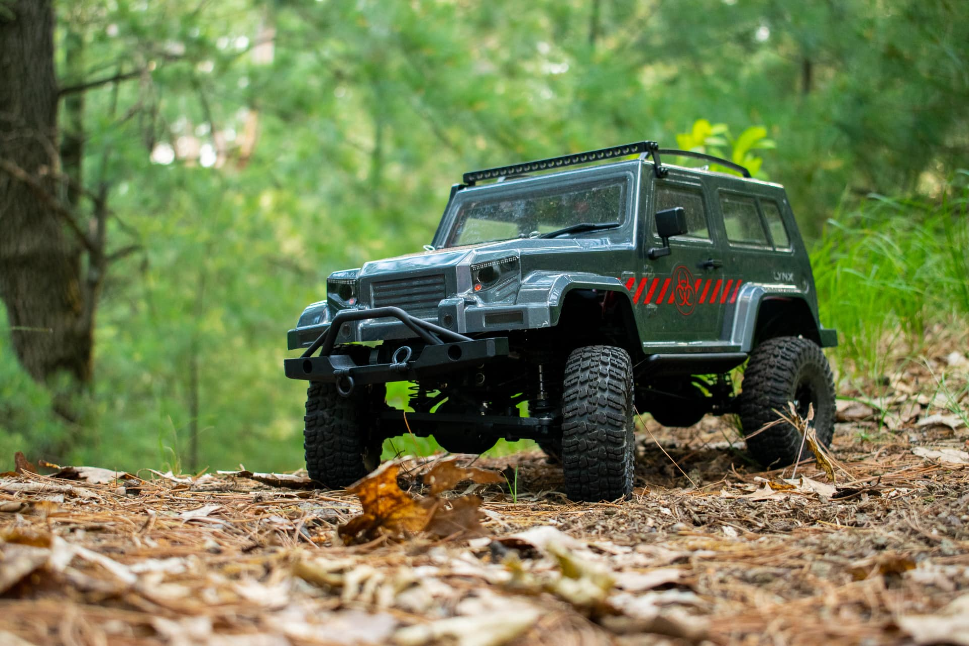 Carisma Scale Adventure Lynx ORV - Forest 2