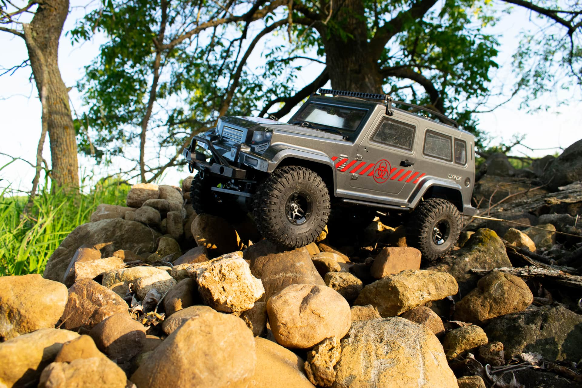 Review: Carisma Scale Adventure SCA-1E Lynx ORV