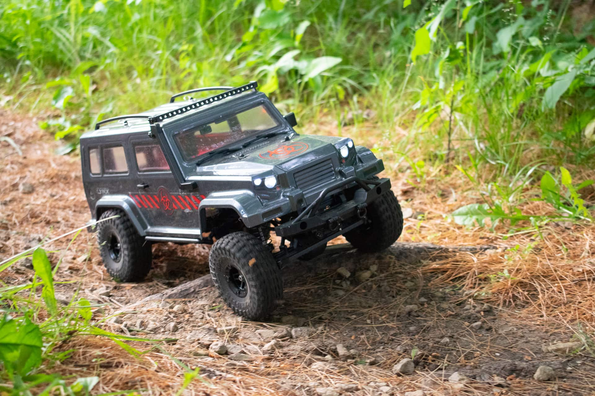 Carisma Scale Adventure Lynx ORV - Trail