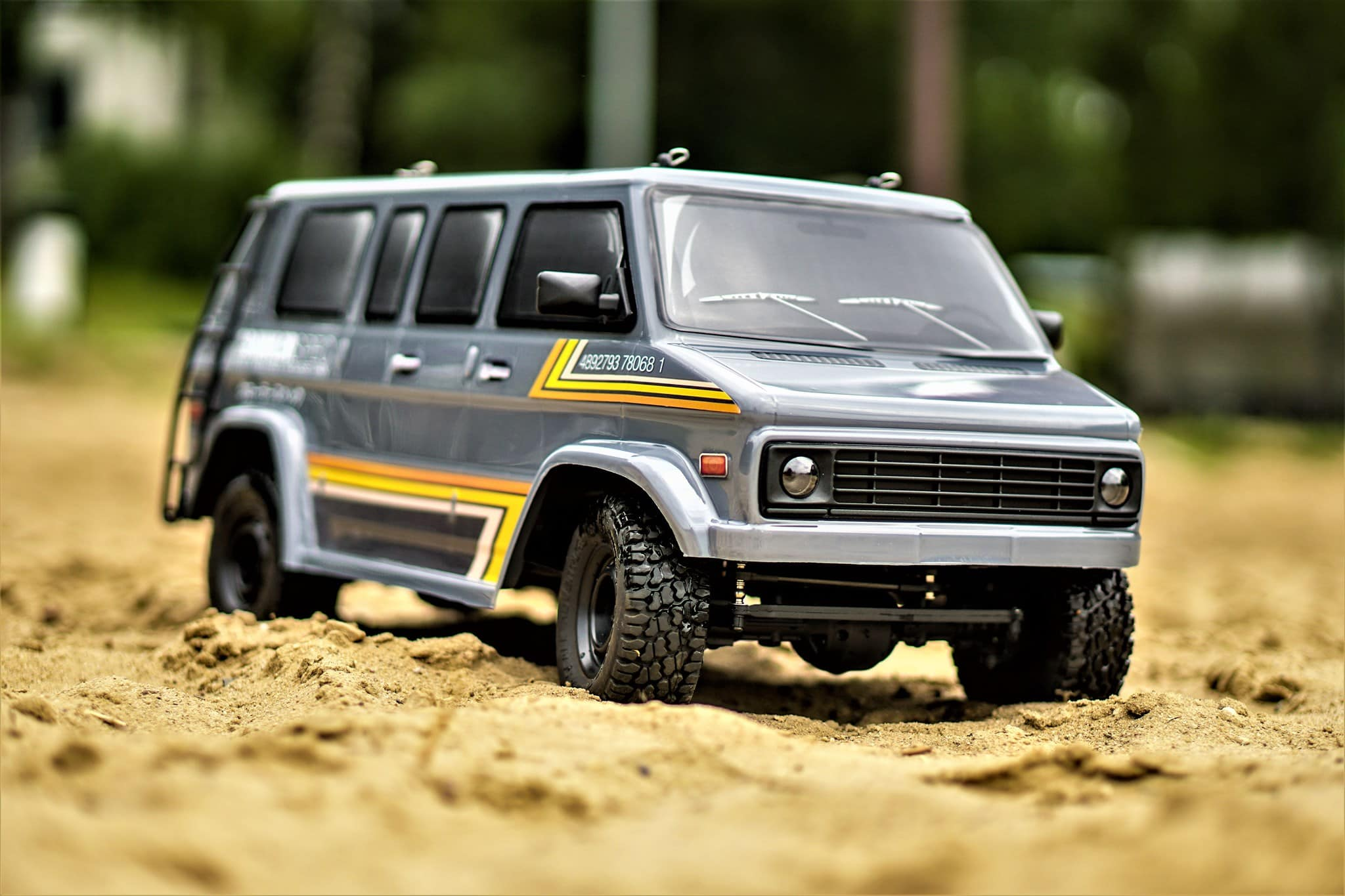See it in Action: Carisma Scale Adventure's SCA-1E Prairie Wolf RTR [Video]