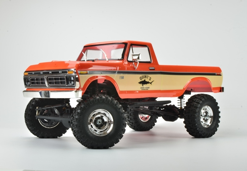 """Going the Distance: Carisma's SCA-1E 1976 Ford F-150 Completes """"The Fix"""" 12-Hour Enduro"""