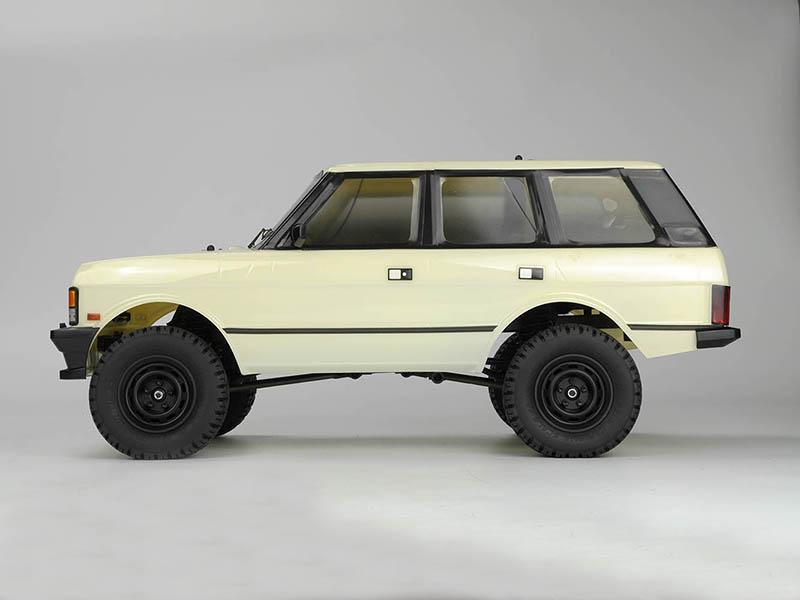 Carisma Scale Adventure SCA-1E Land Rover Kit - Side