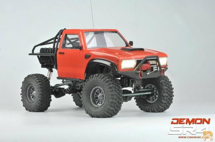 Cross RC SR4 Demon