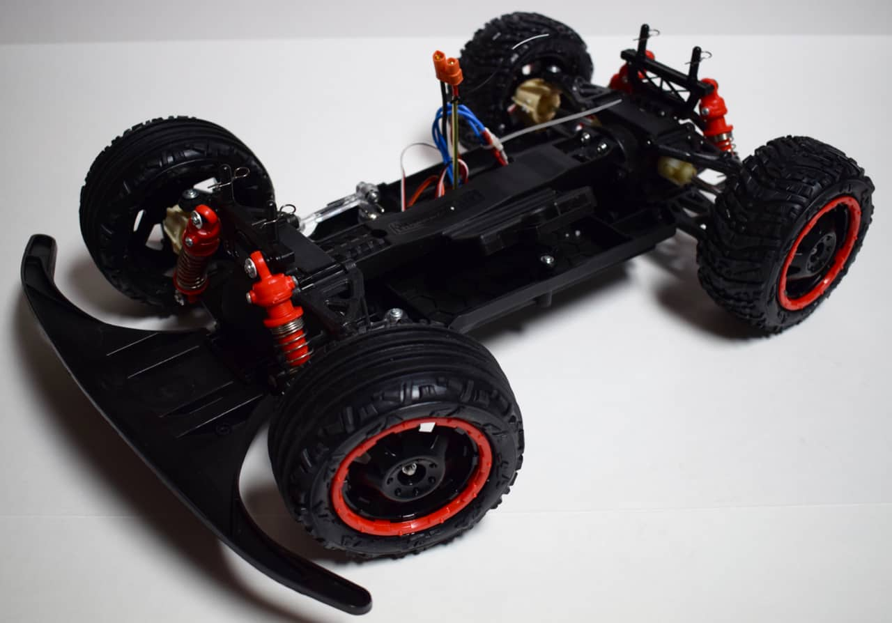 First Impressions: New Bright RC Frenzy 1/10 Brushless