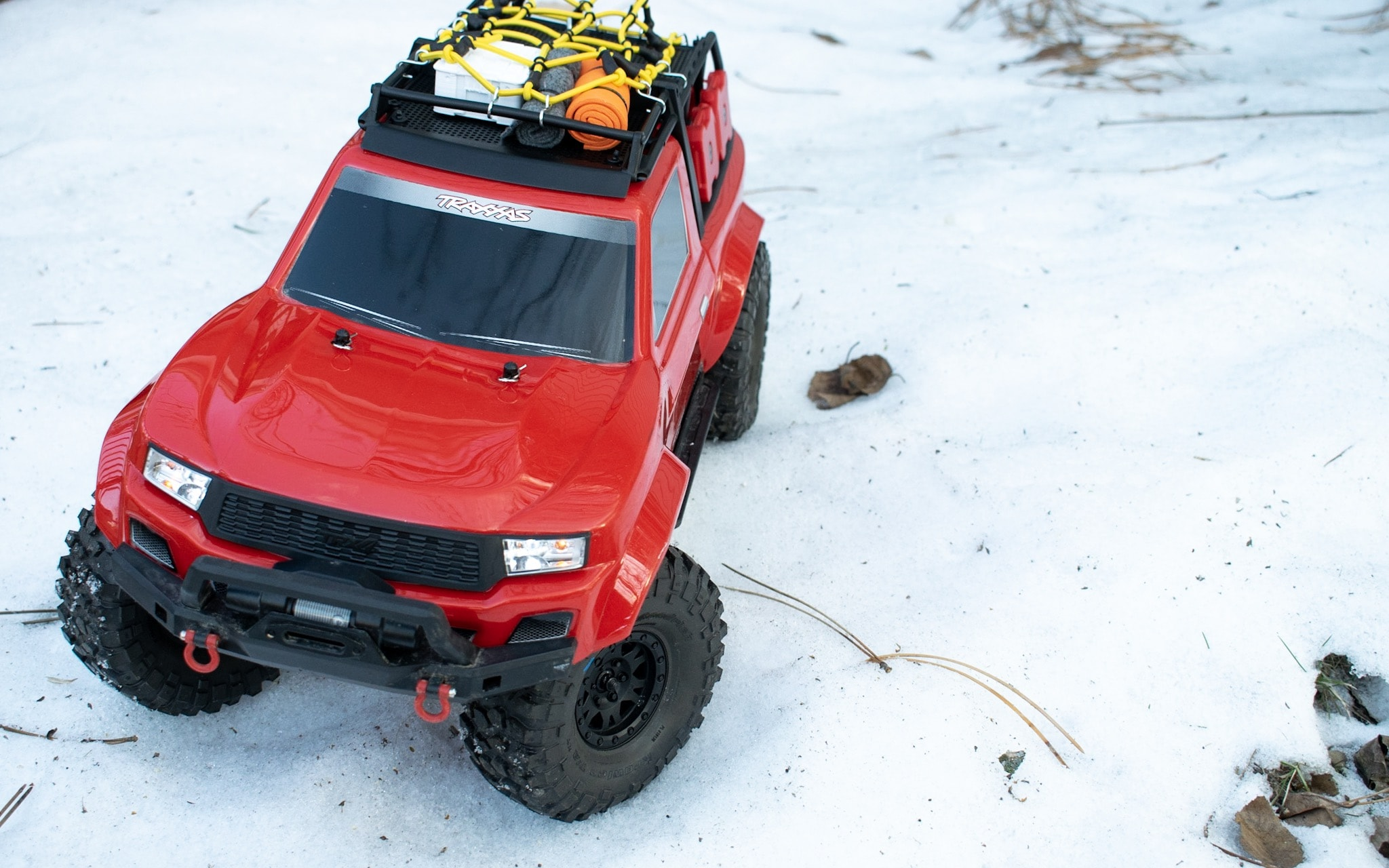 Hands-on with the Traxxas TRX-4 Sport LED Light Kit