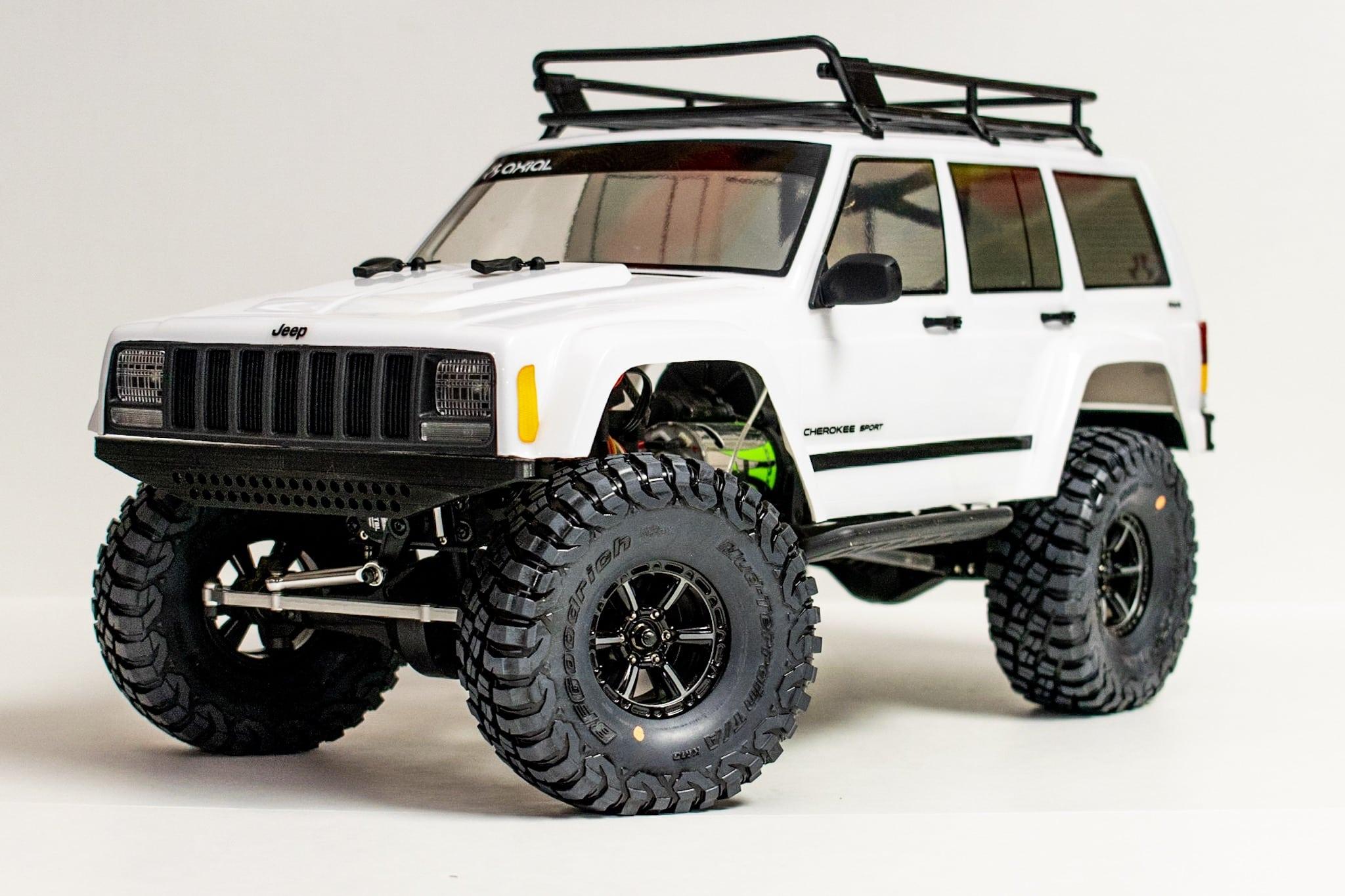 Hands-on with Pro-Line's BFGoodrich KM3 1.9″ G8 Rock Terrain Tires
