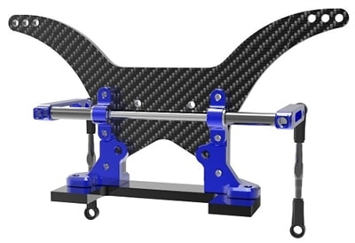 Drag Race Concepts Anti Roll Bar System for the Team Associated DR10