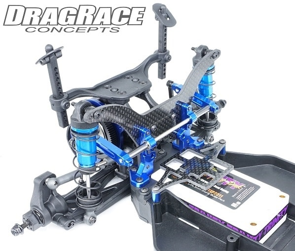 Drag Race Concepts DR10 Anti Roll Bar System
