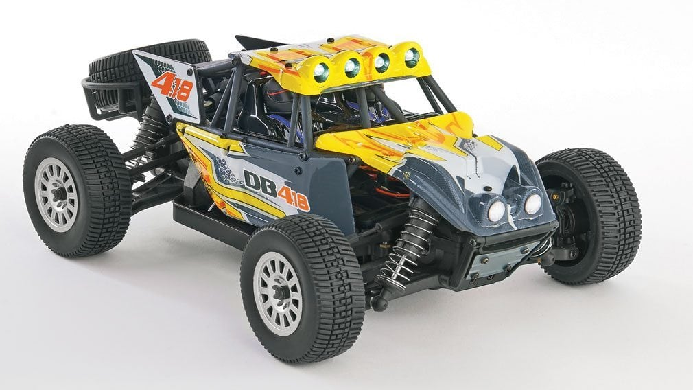 A new duo of 1/18-scale trucks are available for pre-order from Dromida