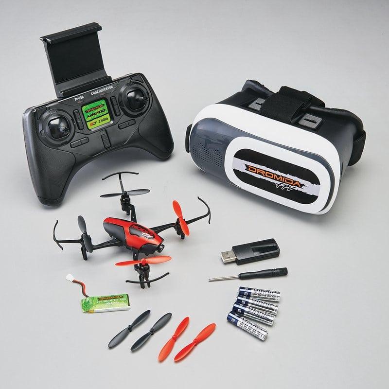 A Bird's Eye View on a Budget: Dromida's KODO FPV Quadcopter