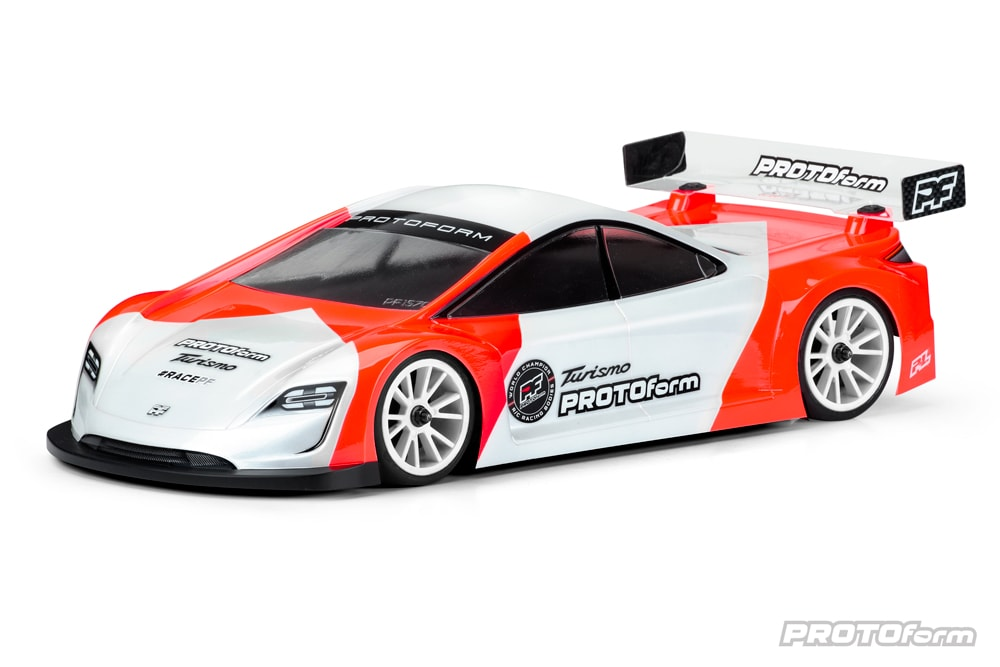 PROTOform's Ultra-sleek Turismo 190mm Touring Car Body