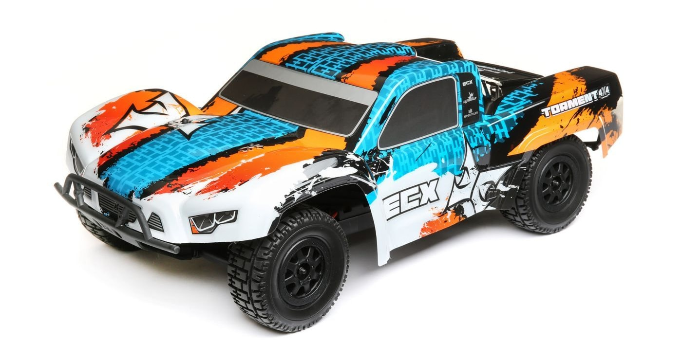 A Fresh Look and Lower Price for the ECX Torment 4×4 Short Course Truck