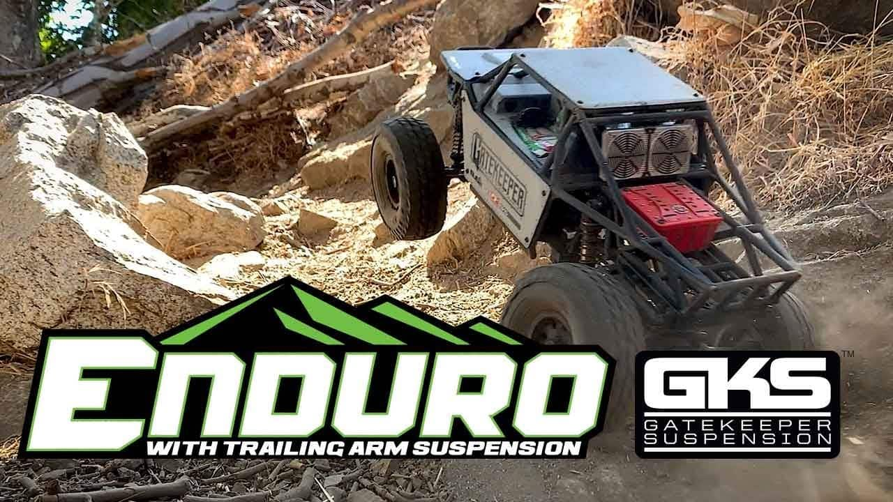 See it in Action: Element RC Enduro Gatekeeper Rock Crawler Builder's Kit [Video]