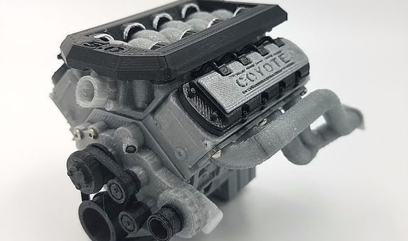 3D Printed Motor Enclosures from Exclusive RC