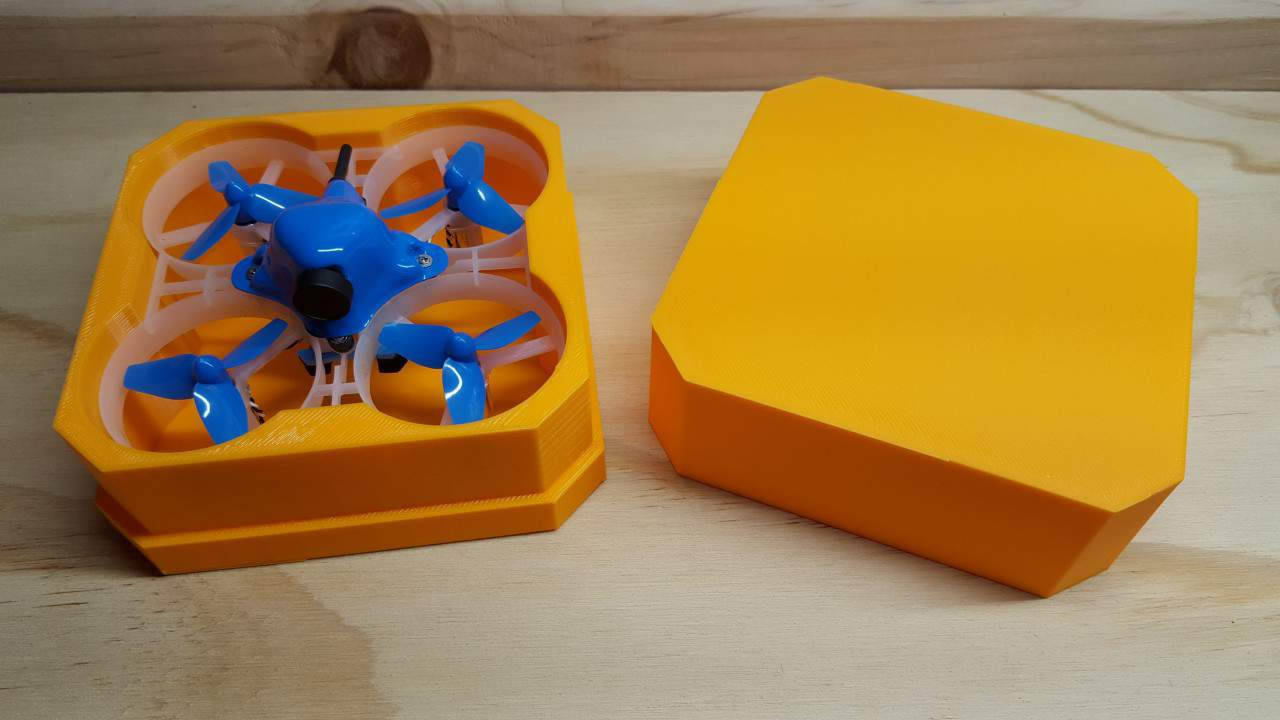 A Case for Your Quadcopter: 3D Printed Micro Whoop Cases by Expansion RC