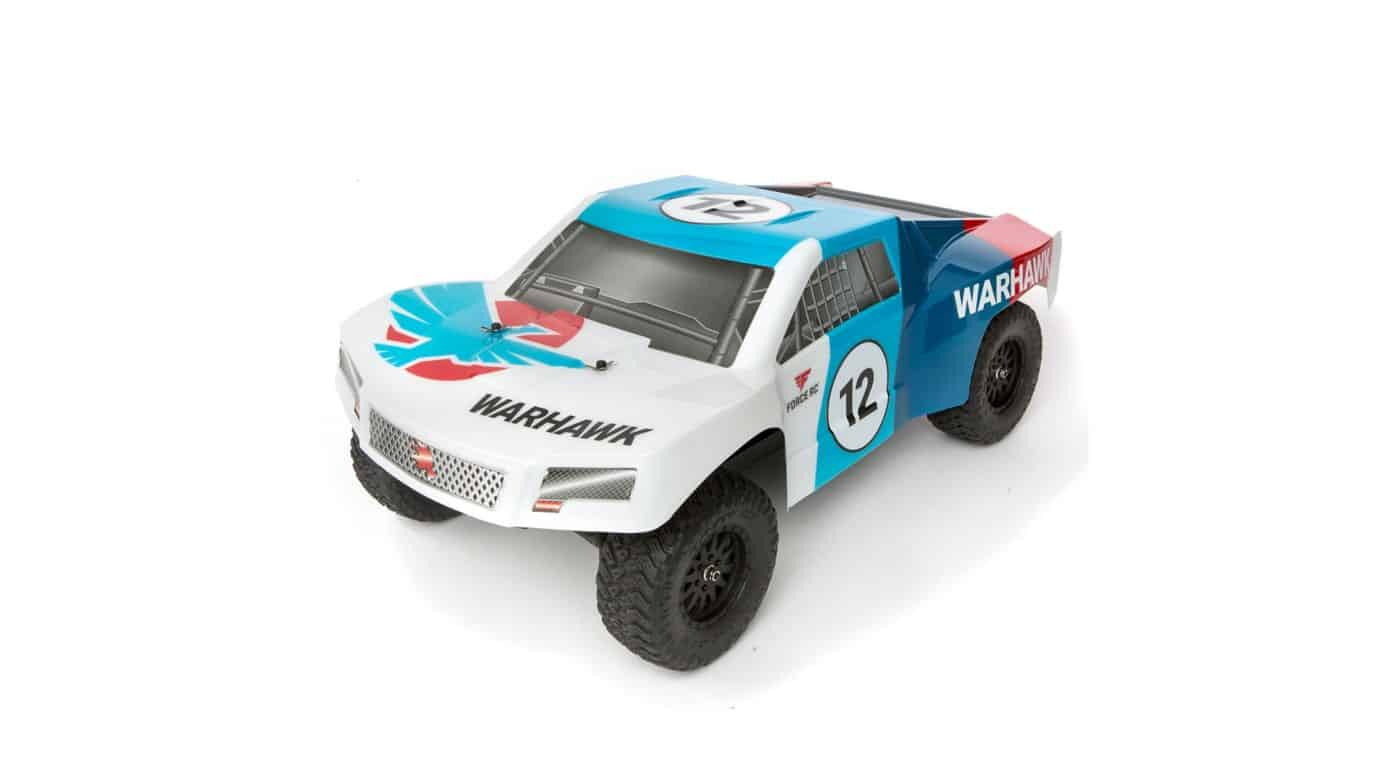 The Force RC Warhawk R/C Short Course Truck