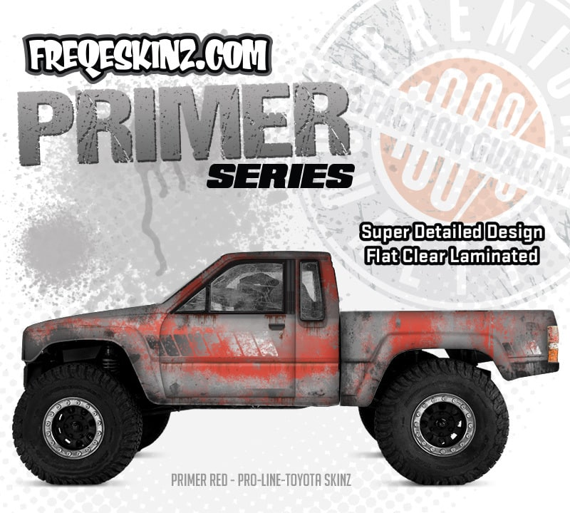 FreqEsKinz Primer Series Hi-Lux