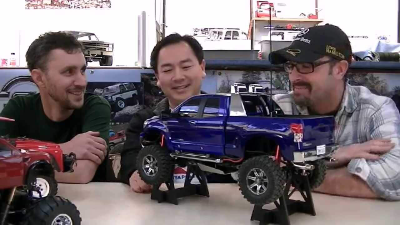 Super Scale: GCM Racing Dives into the Details of R/C Building
