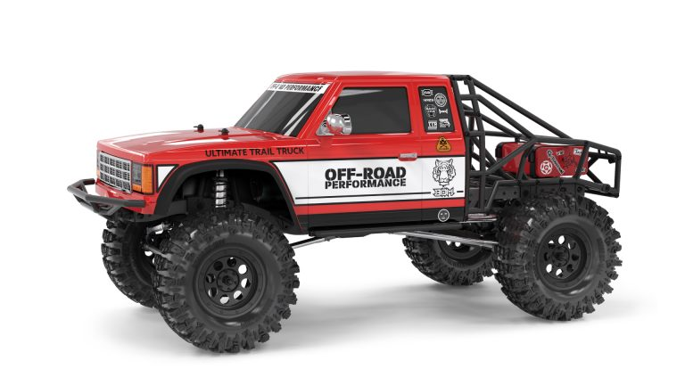 The GMade BOM Ultimate Trail Truck