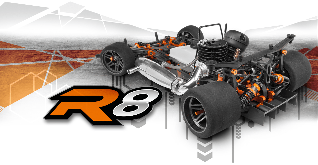 HB Racing is Preparing a new 1/8-scale On Road Racer