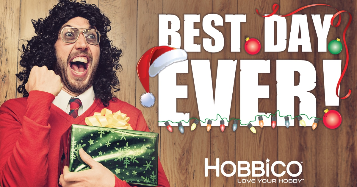 """Hobbico Wants You to Have the """"Best Day Ever"""""""
