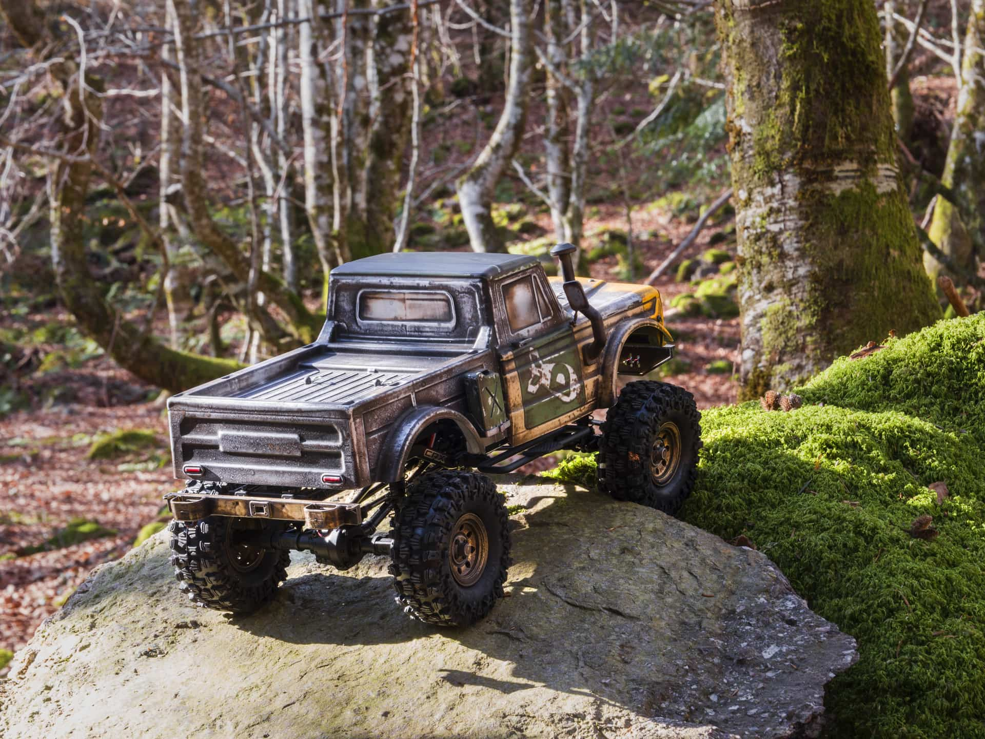 See it in Action: Hobbytech RC CRX Survival V2 Crawler