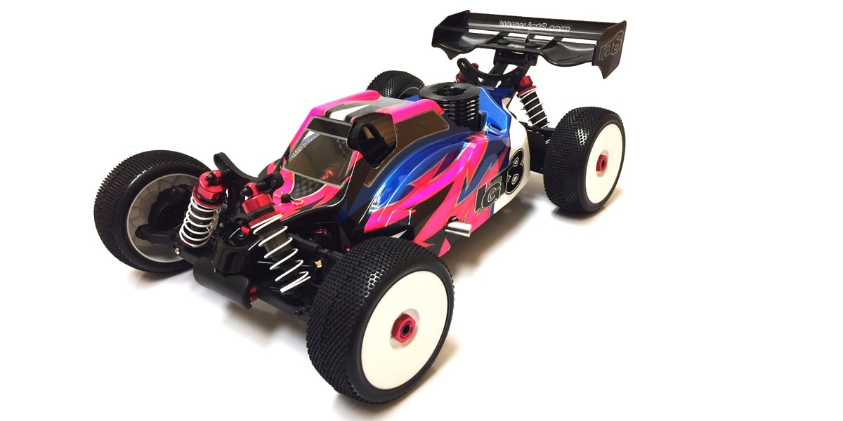 IGT8 B8 Competition Nitro Buggy Kit