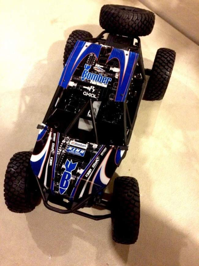 Axial RR10 Bomber