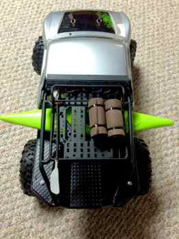 Pro-Line Overland Roof Rack Scale RC Accessory