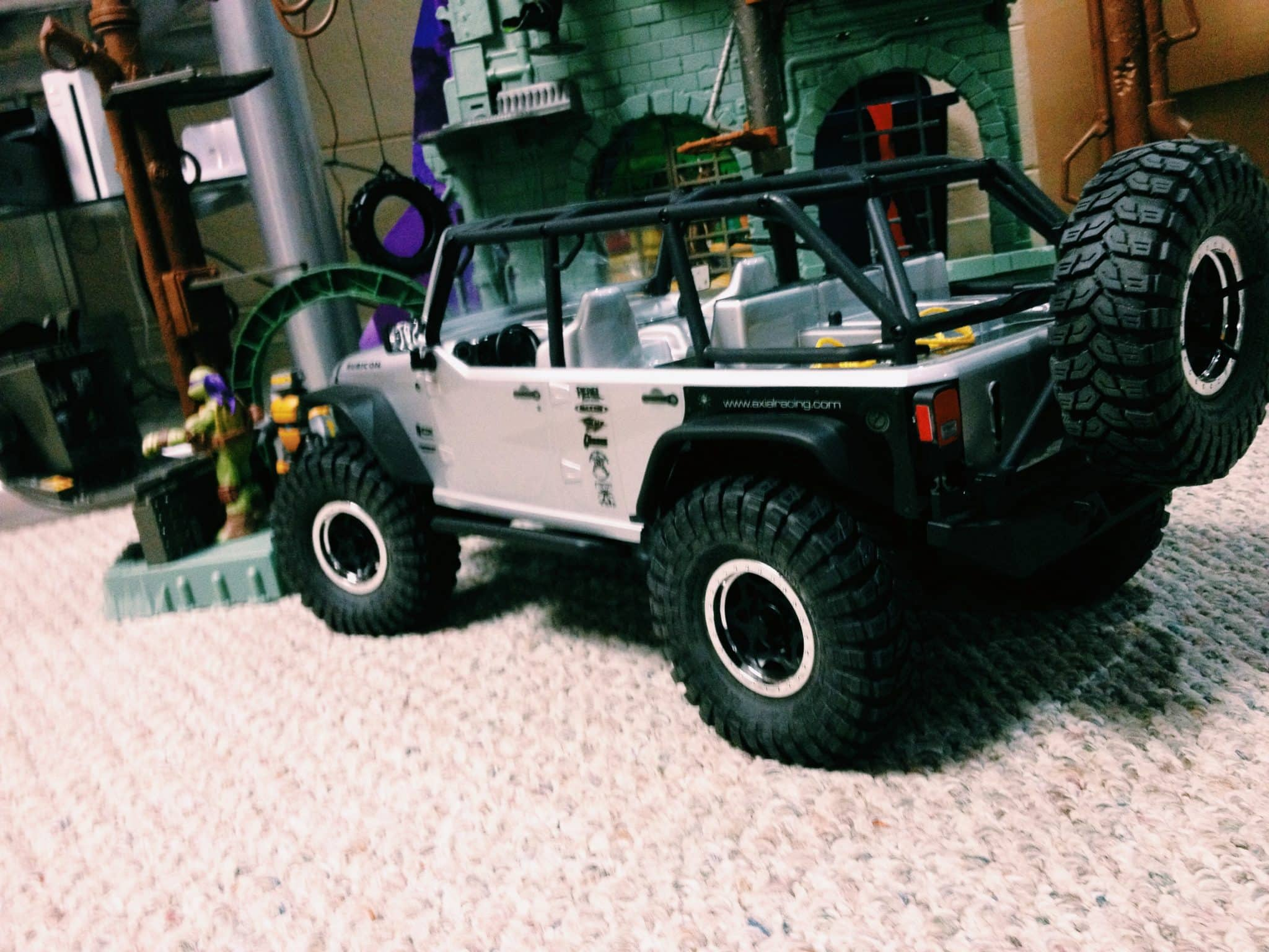 axial scx10 jeep wrangler unlimited rubicon rc newb. Black Bedroom Furniture Sets. Home Design Ideas