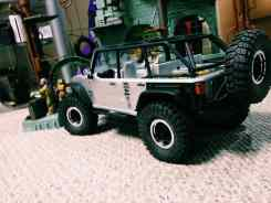 Axial SCX10 Jeep Wrangler Unlimited Rubicon