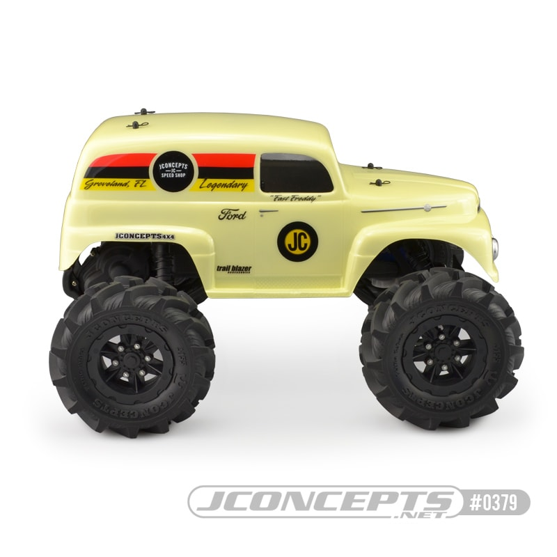 JConcepts 1951 Ford Panel Truck Body - Side View.jpg