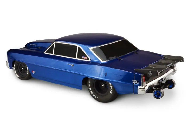 JConcepts 1966 Chevy Nova Body - Rear