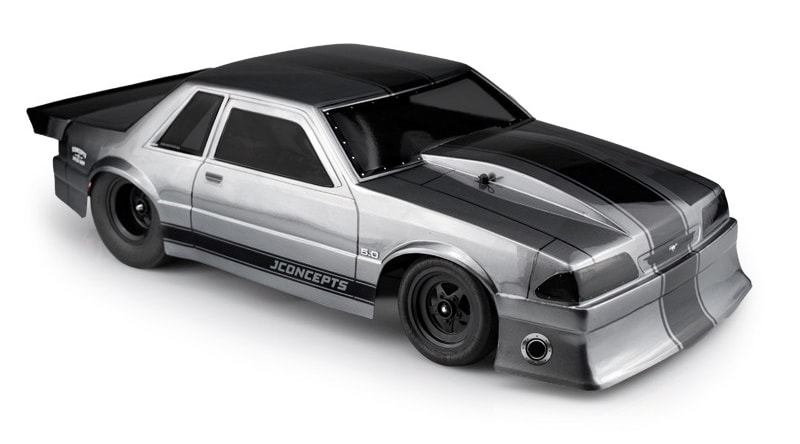JConcepts 1991 Ford Mustang Stock Dragster Body