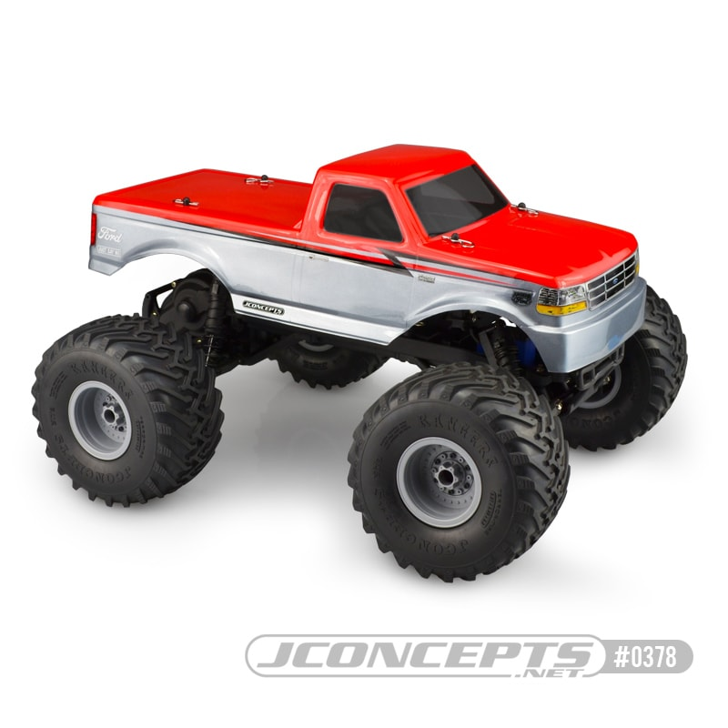 1993 Ford F-250 Traxxas Stampede Body from JConcepts