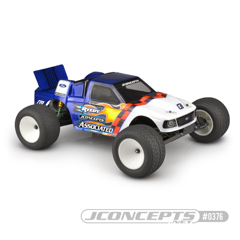 JConcepts 1995 Ford F-150 RC10T2 Stadium Truck Body
