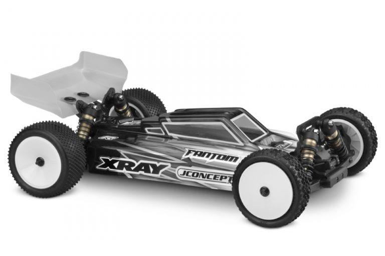 JConcepts F2 Body for the XRAY XB4 Buggy