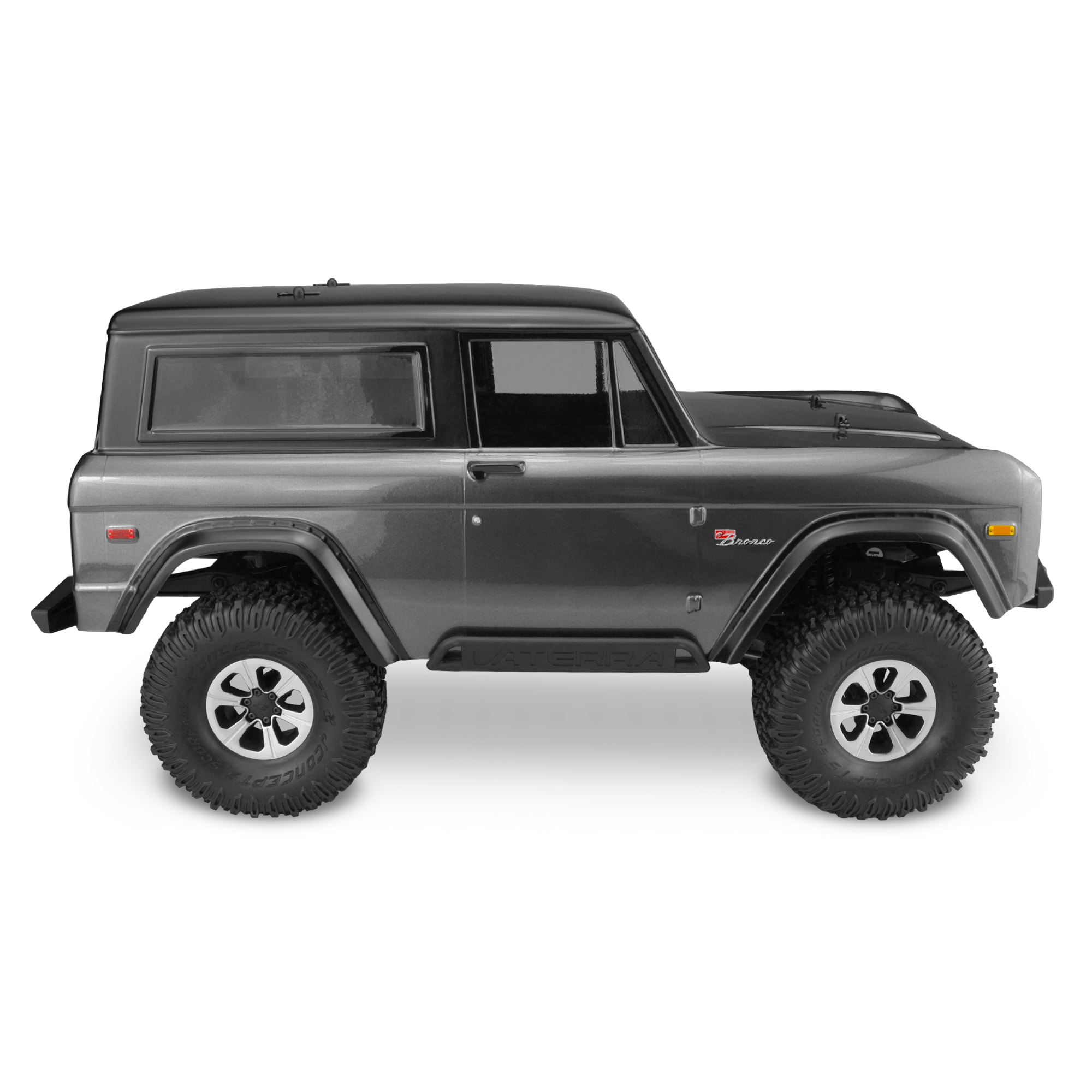 Build a Retro Rig with JConcepts New 1/10 '74 Ford Bronco Body