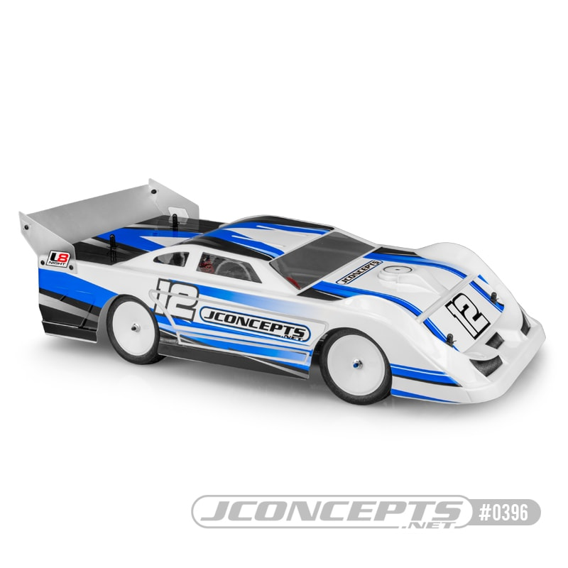 JConcepts L8 Night Late Model Dirt Oval Body