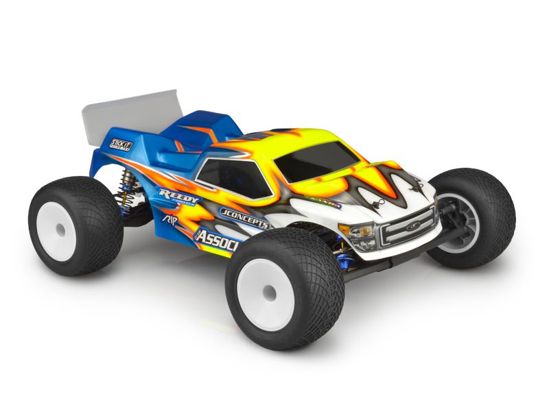 JConcepts Finnisher Body for the Team Associated T6.1 & Yokomo YZ2-T