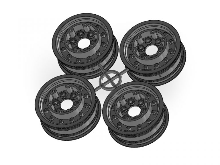 JConcepts Releases 3D Printed R/C Parts on Shapeways.com
