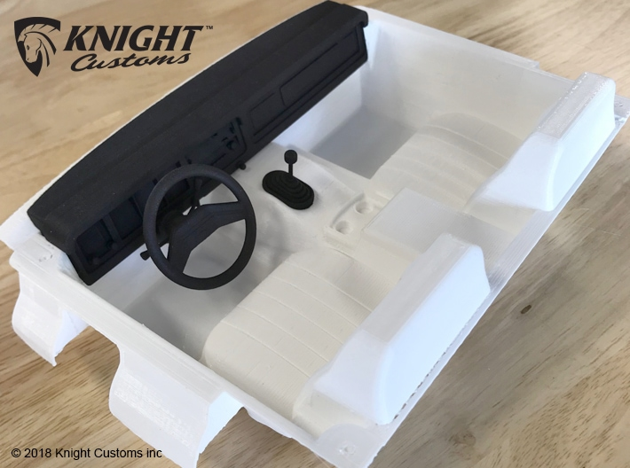 You Can Now Download & Print Knight Customs Accessories from the Comfort of Your Own Home