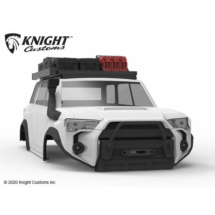 Turn Your Element RC Trailrunner into a True Custom with Knight Customs Latest 3D Printable Parts