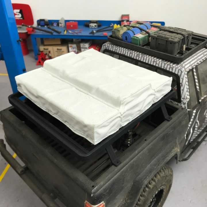 Knight Customs Roof Top Tent