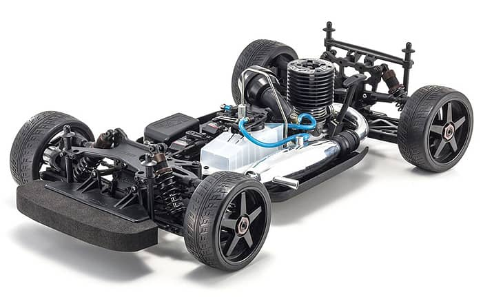 Kyosho Dodge Demon Inferno GT2 - Chassis