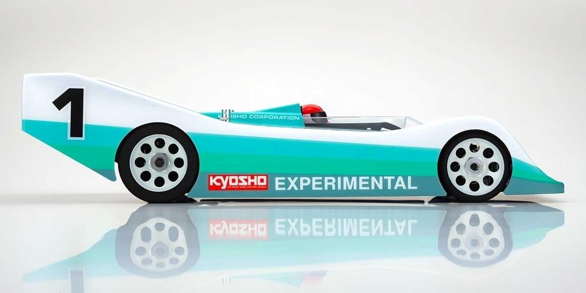 Kyosho Fantom EP 4WD - Side
